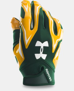 Men's UA Army of 11 F4 Football Gloves LIMITED TIME: FREE U.S. SHIPPING 1 Color $22.49