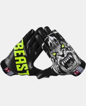 Men's Under Armour® Alter Ego Beast F4 Football Gloves