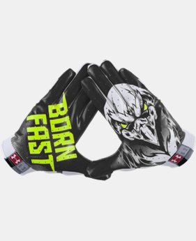 Men's Under Armour® Alter Ego Beast F4 Football Gloves  1 Color $23.99