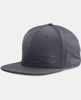 Men's UA SC30 Snap Back Hat   1 Color $29.99