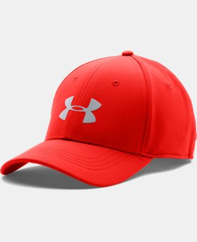 Men's UA Golf Headline Stretch Fit Cap