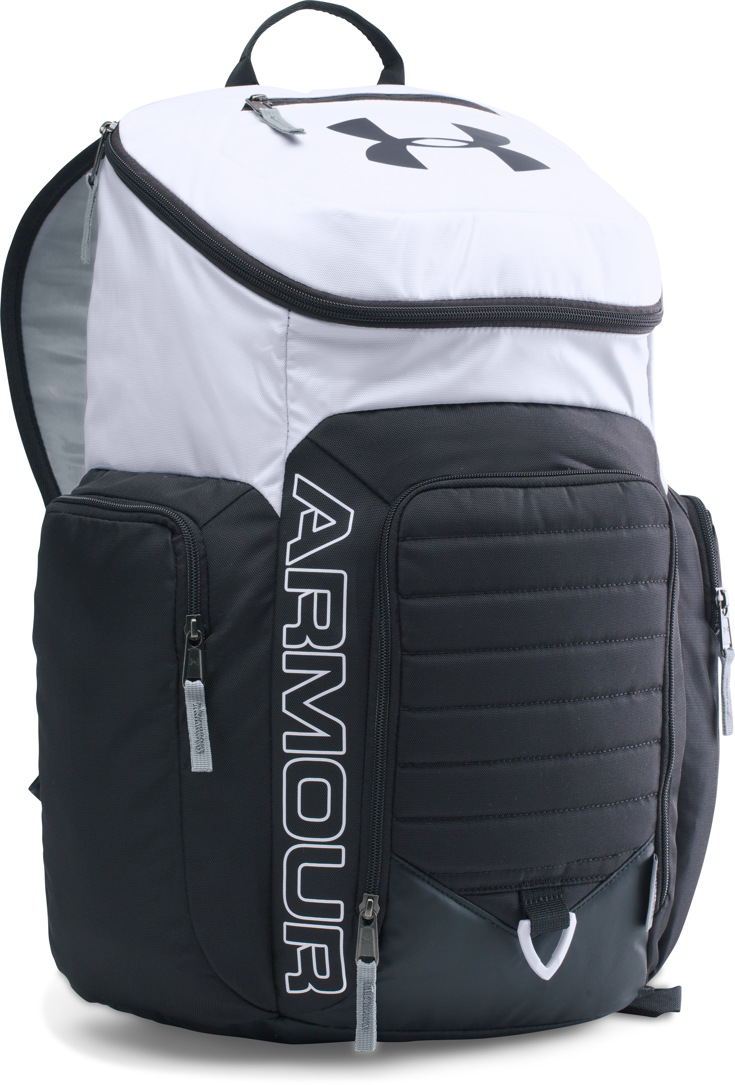 UA Storm Undeniable II Backpack, White