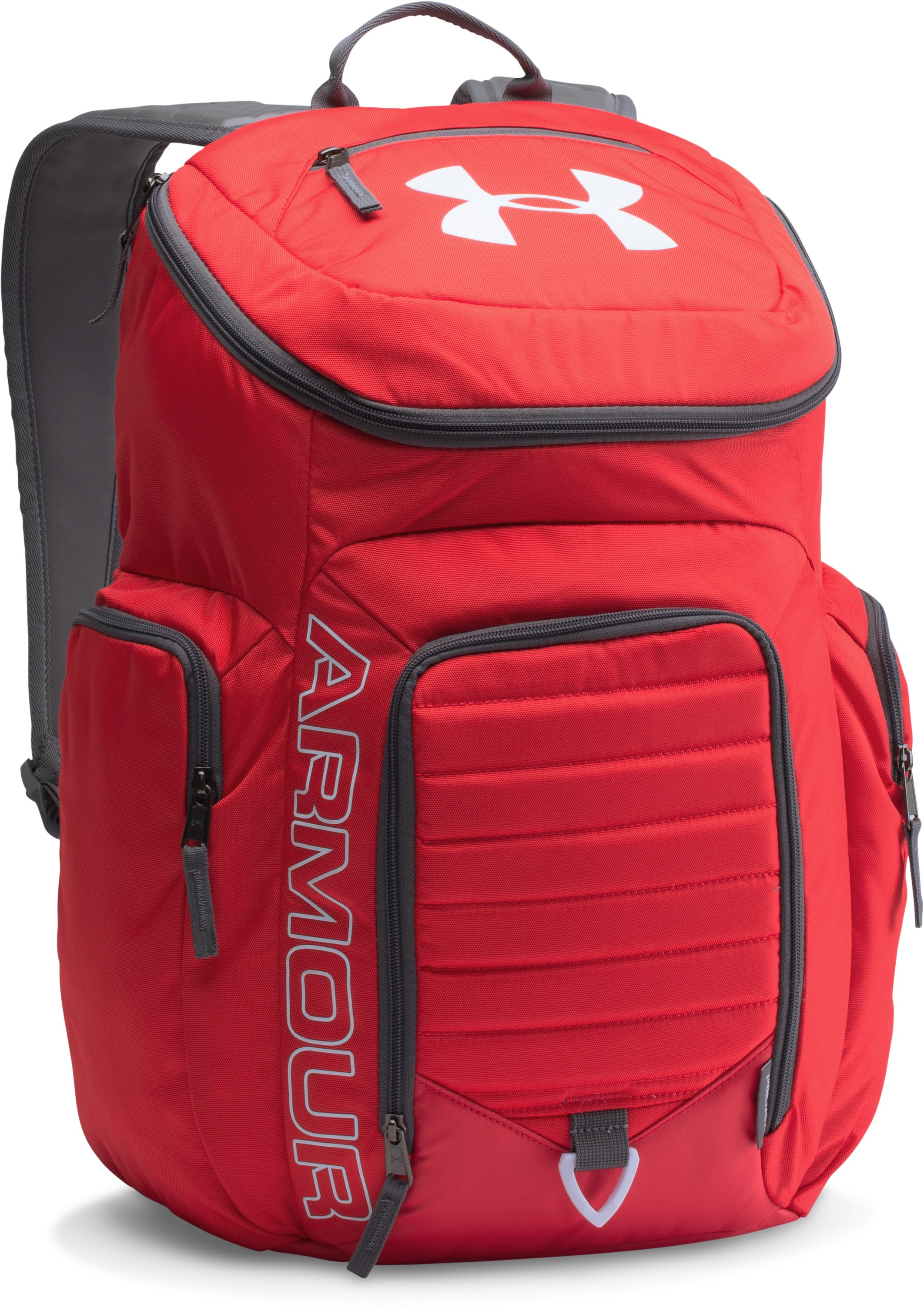 UA Storm Undeniable II Backpack, Red, zoomed image