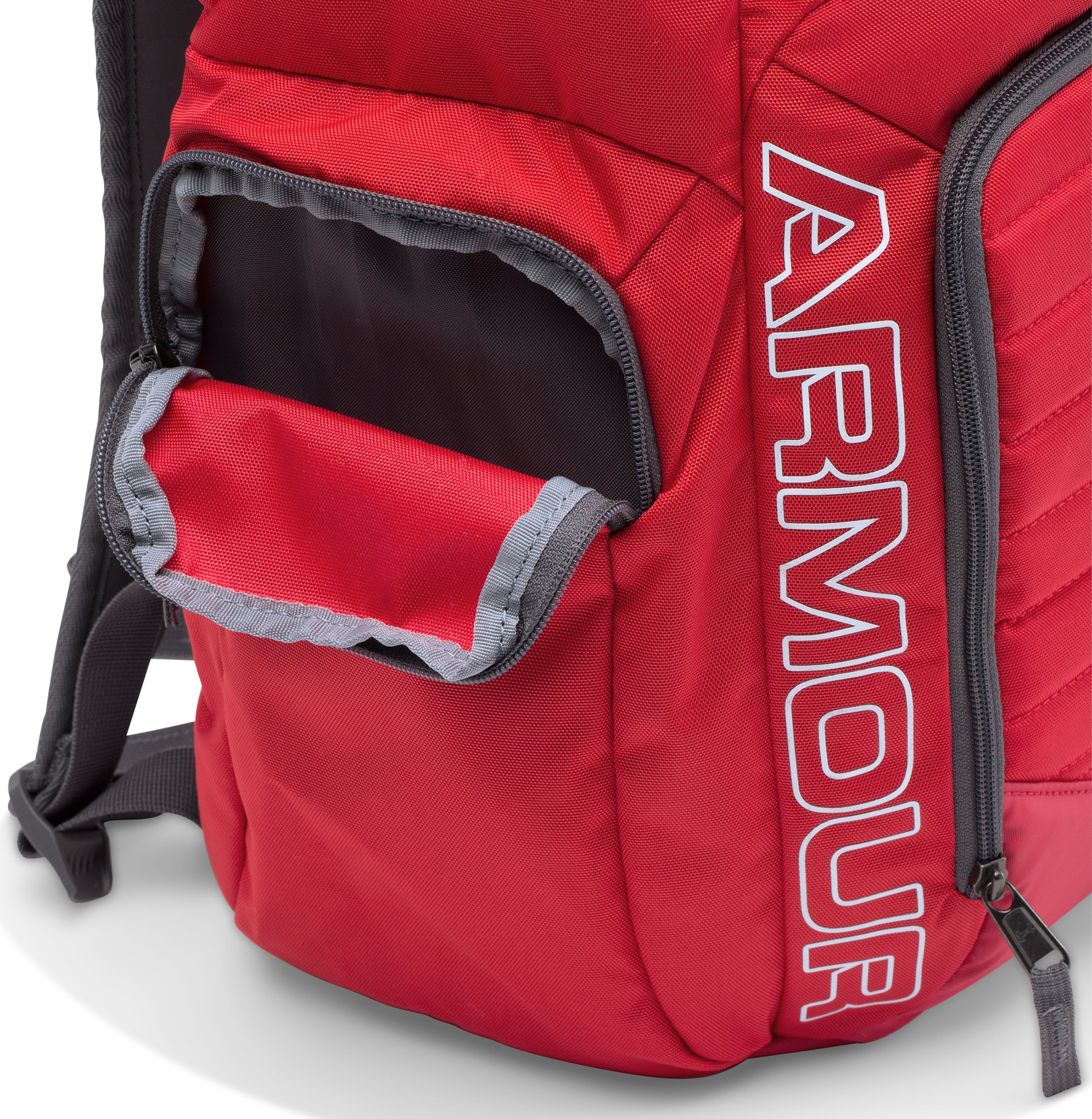 UA Storm Undeniable II Backpack, Red,
