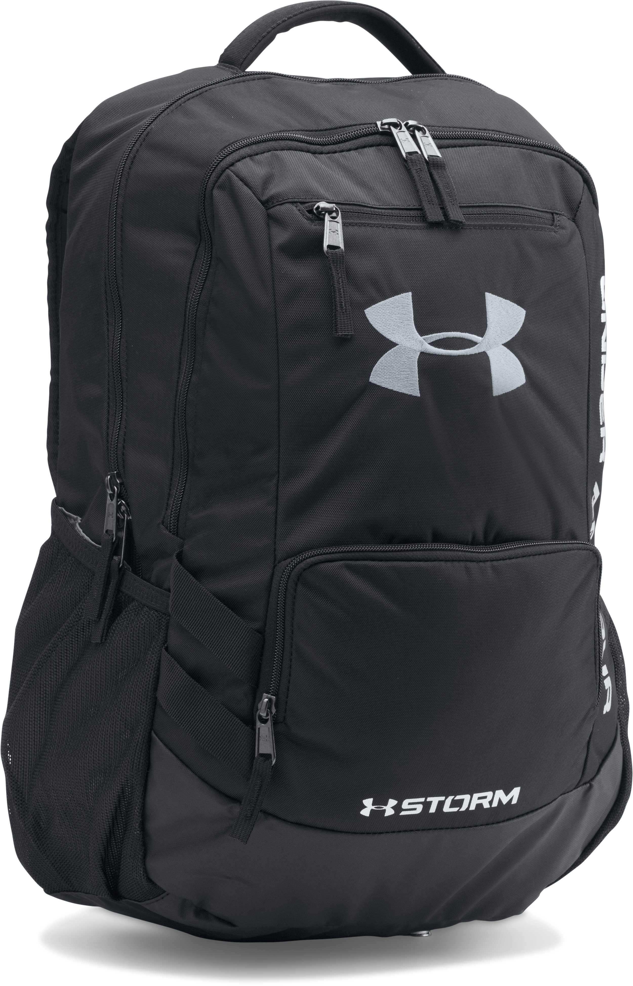 UA Storm Hustle II Backpack, Black