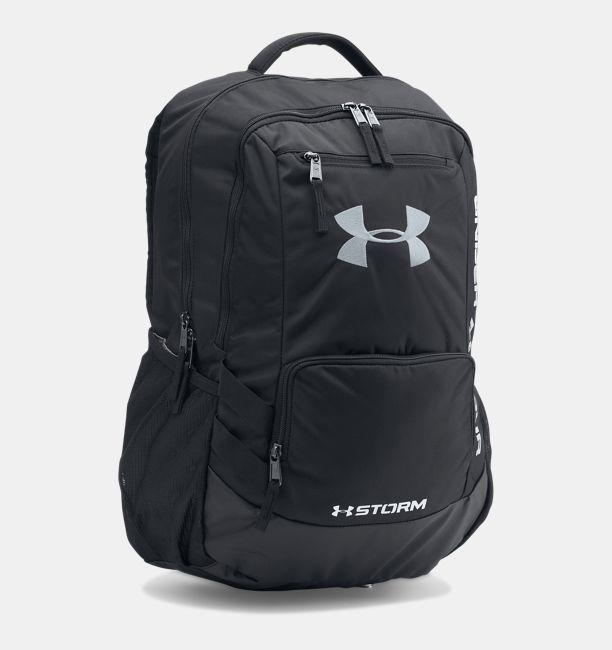 ua storm hustle ii backpack under armour us. Black Bedroom Furniture Sets. Home Design Ideas