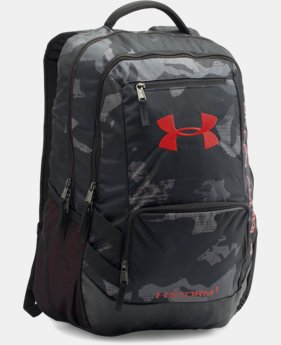 UA Storm Hustle II Backpack  2 Colors $33.99