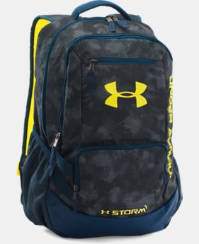 UA Storm Hustle II Backpack  1 Color $48.99