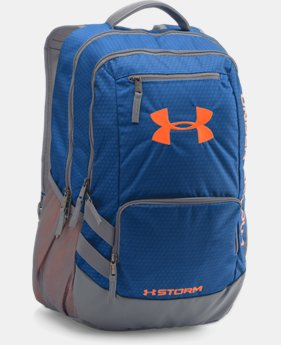 UA Storm Hustle II Backpack  4 Colors $32.99 to $41.99