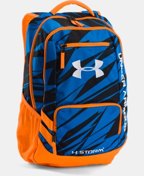 UA Storm Hustle II Backpack  1 Color $38.99 to $48.99