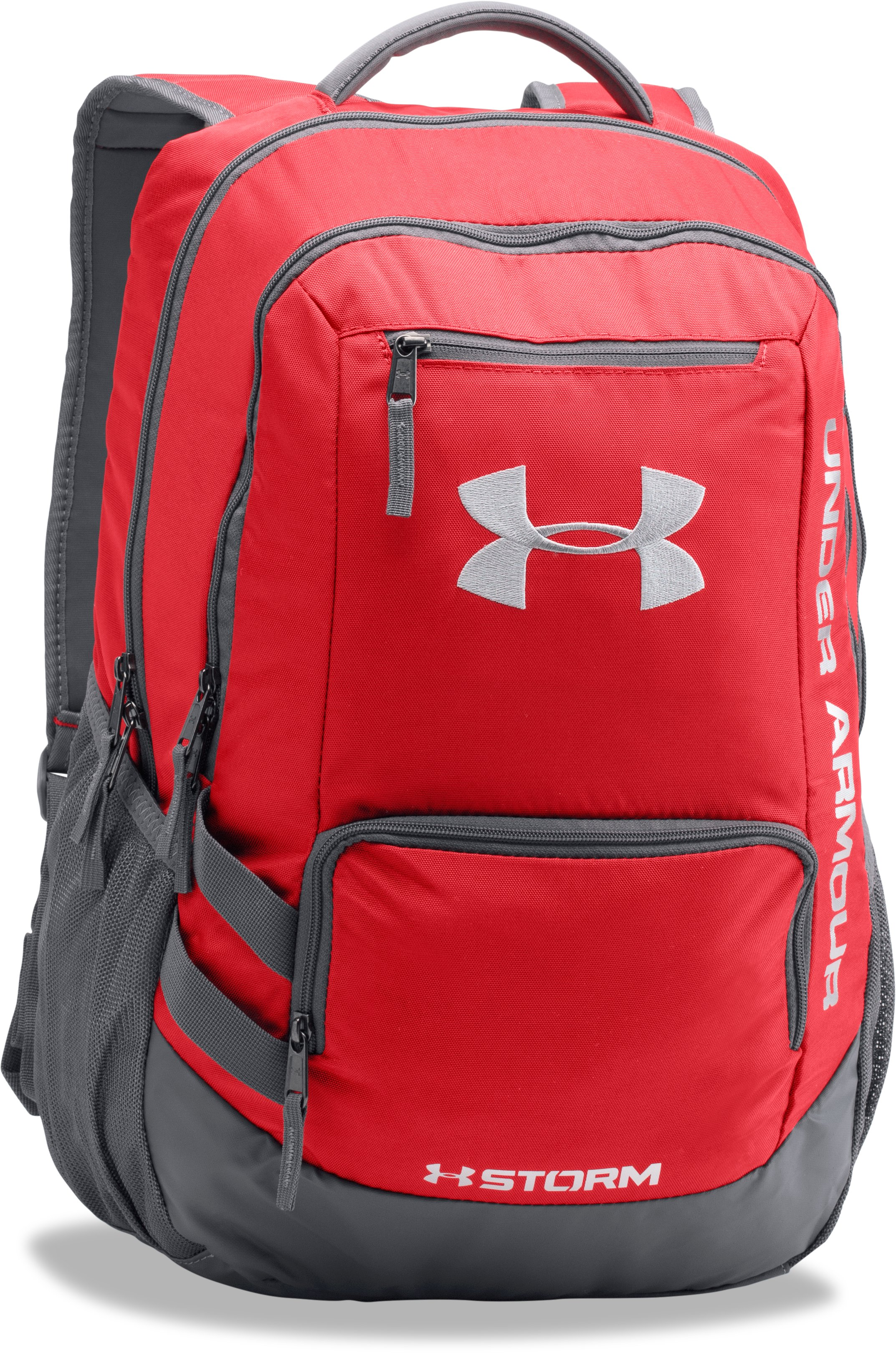 UA Storm Hustle II Backpack, Red,