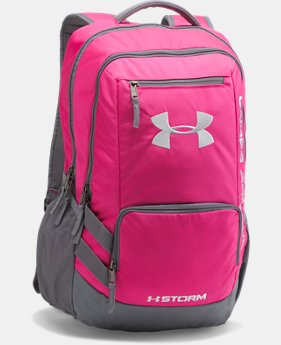 Best Seller UA Storm Hustle II Backpack LIMITED TIME: FREE SHIPPING 3 Colors $54.99
