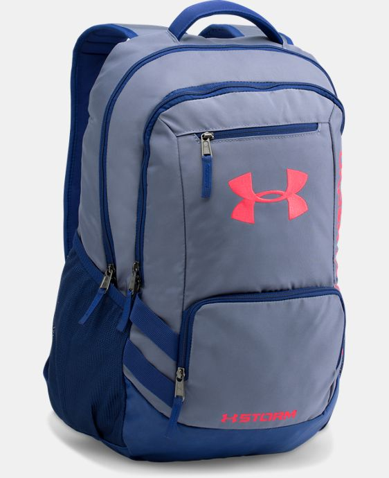 UA Storm Hustle II Backpack LIMITED TIME: FREE U.S. SHIPPING  $31.49 to $54.99