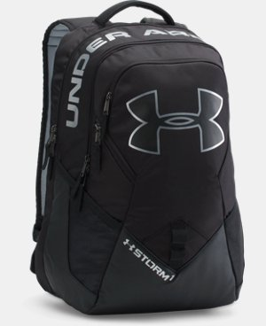 Best Seller  UA Storm Big Logo IV Backpack LIMITED TIME: UP TO 30% OFF 2 Colors $52.99 to $69.99