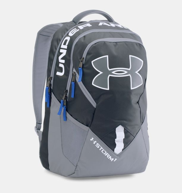 8764542ca7 UA Storm Big Logo IV Backpack