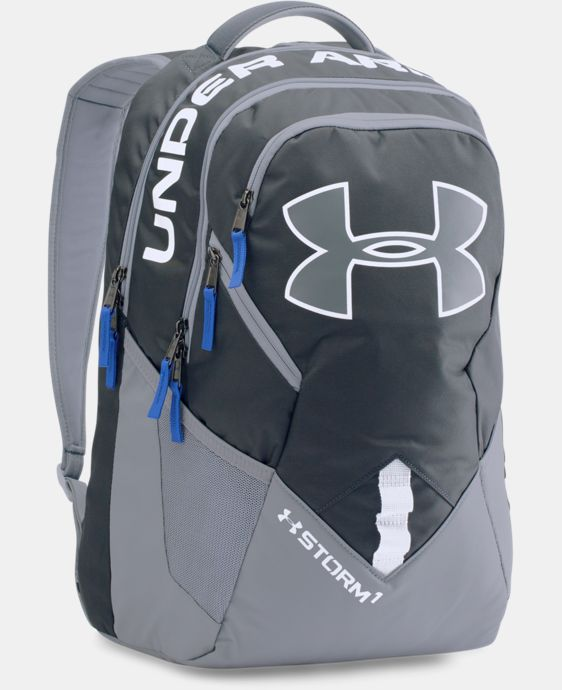 UA Storm Big Logo IV Backpack  2 Colors $69.99