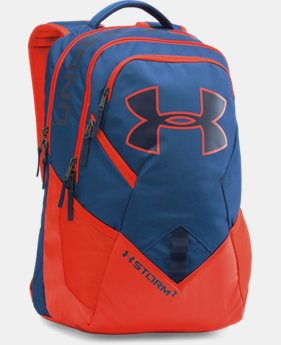 UA Storm Big Logo IV Backpack  1 Color $69.99