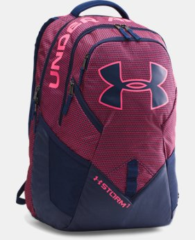 UA Storm Big Logo IV Backpack  3 Colors $69.99