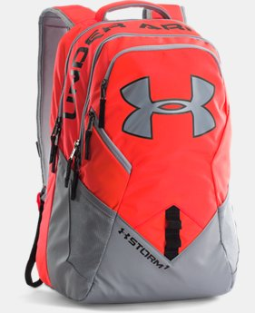 Best Seller UA Storm Big Logo IV Backpack LIMITED TIME: FREE U.S. SHIPPING 1 Color $69.99