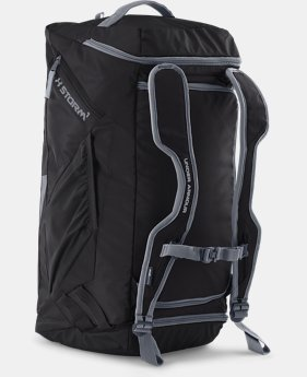 UA Storm Contain Backpack Duffle II  1 Color $79.99