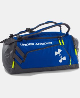 UA Storm Contain Backpack Duffle II