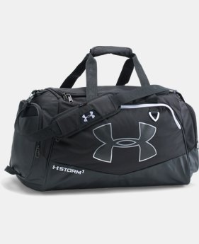 UA Storm Undeniable II MD Duffle LIMITED TIME: FREE SHIPPING 2 Colors $54.99