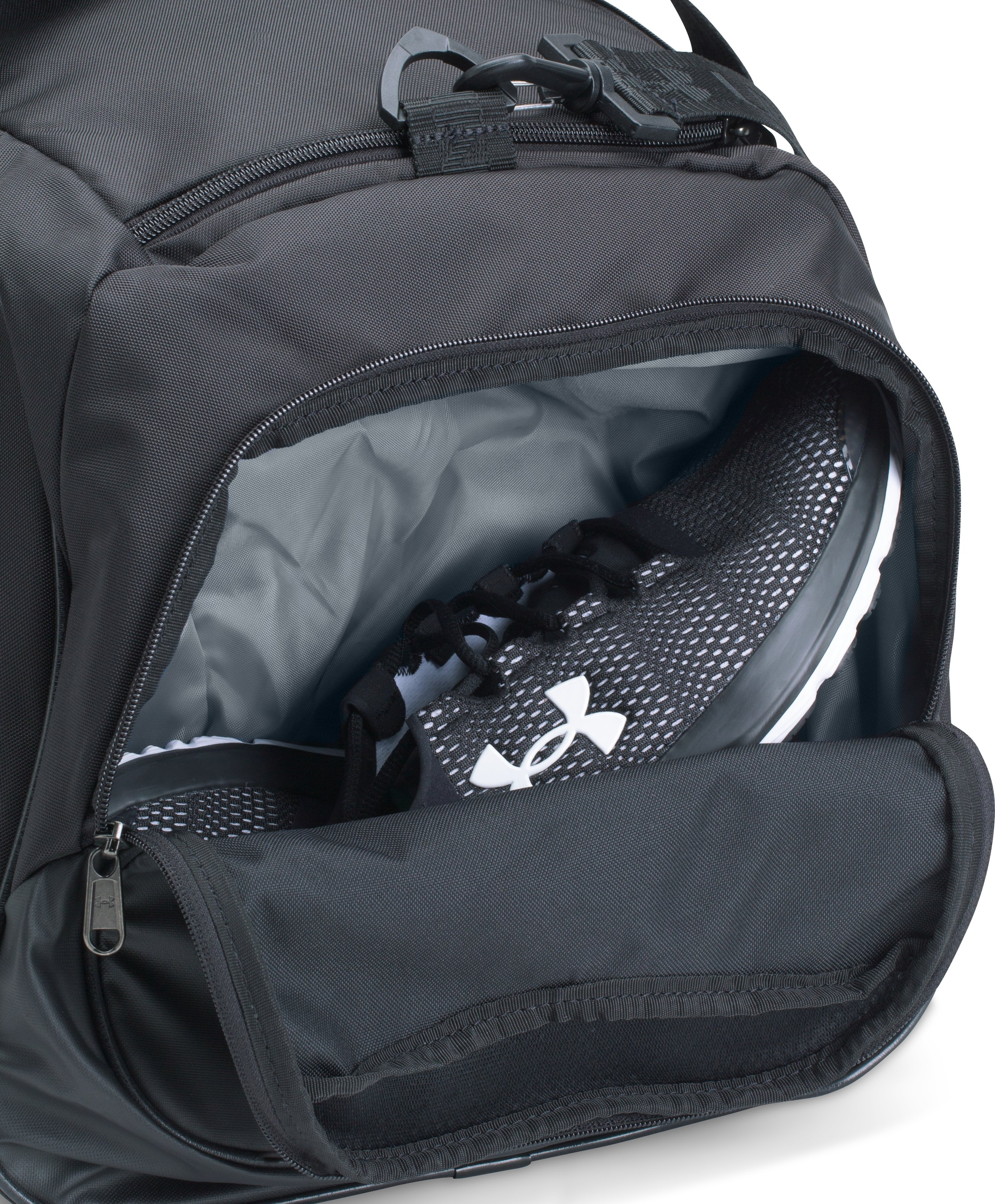 UA Storm Undeniable II MD Duffle, Black , undefined