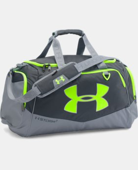 Best Seller UA Storm Undeniable II MD Duffle  LIMITED TIME: FREE U.S. SHIPPING  $44.99