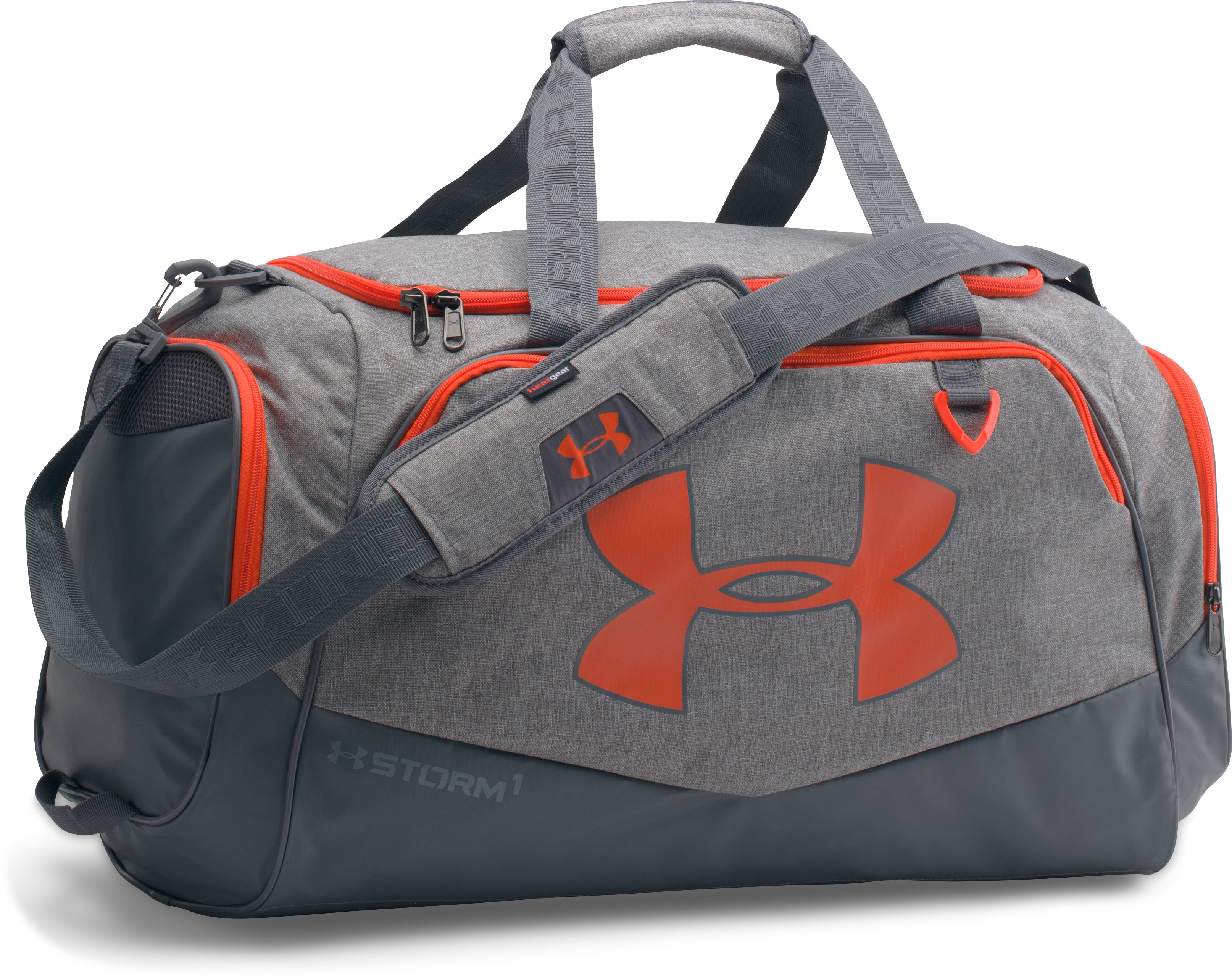 UA Storm Undeniable II MD Duffle, Graphite,
