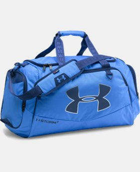UA Storm Undeniable II MD Duffle LIMITED TIME: FREE SHIPPING 1 Color $54.99
