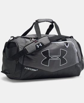 UA Undeniable Storm LG Duffle II LIMITED TIME: FREE SHIPPING 5 Colors $64.99