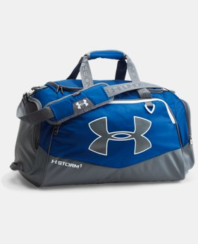 UA Storm Undeniable II LG Duffle LIMITED TIME: FREE U.S. SHIPPING 3 Colors $54.99