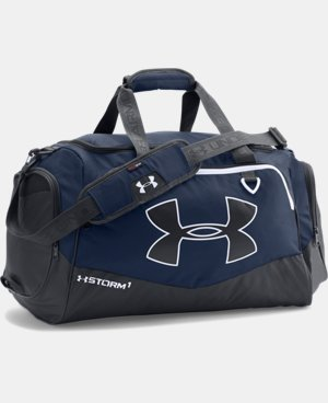 UA Storm Undeniable II LG Duffle LIMITED TIME: FREE U.S. SHIPPING 2 Colors $54.99