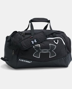 UA Storm Undeniable II SM Duffle LIMITED TIME: FREE U.S. SHIPPING 2 Colors $39.99