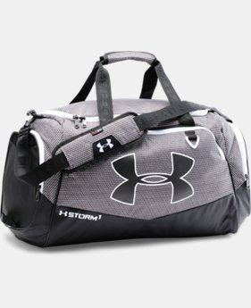 UA Storm Undeniable II SM Duffle LIMITED TIME: FREE SHIPPING 1 Color $44.99