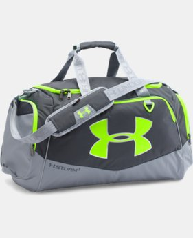 UA Storm Undeniable II SM Duffle  4 Colors $39.99