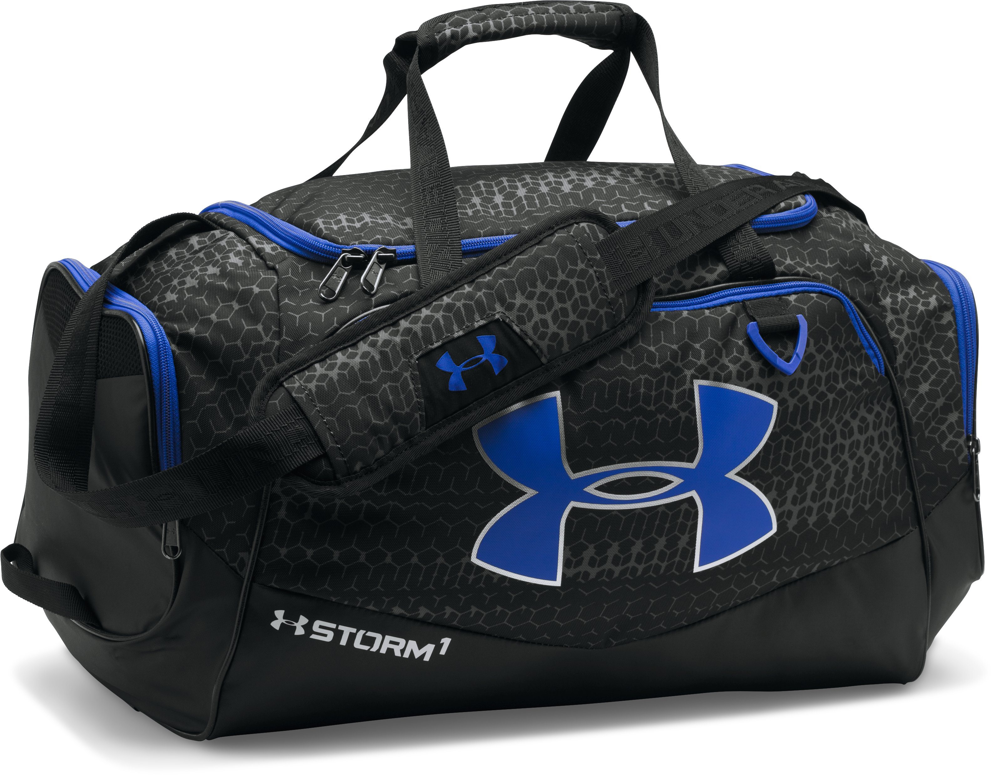 UA Storm Undeniable II SM Duffle, Graphite, zoomed image