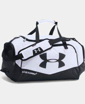 UA Storm Undeniable II SM Duffle LIMITED TIME: FREE SHIPPING 2 Colors $44.99