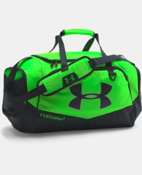New to Outlet UA Storm Undeniable II SM Duffle  1 Color $29.99