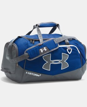 New Arrival  UA Storm Undeniable II SM Duffle  2 Colors $44.99