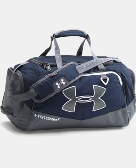 UA Storm Undeniable II SM Duffle  3 Colors $39.99