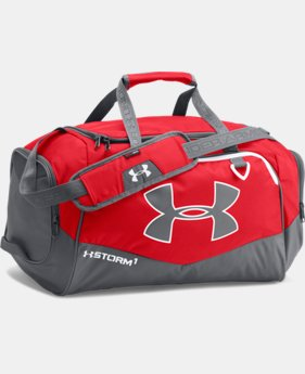 UA Storm Undeniable II SM Duffle LIMITED TIME: FREE SHIPPING 8 Colors $44.99