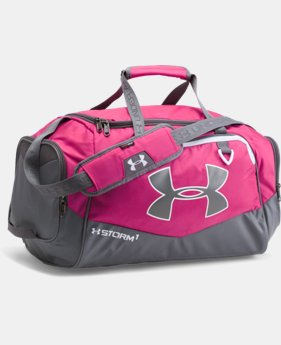 UA Storm Undeniable II SM Duffle  1 Color $44.99