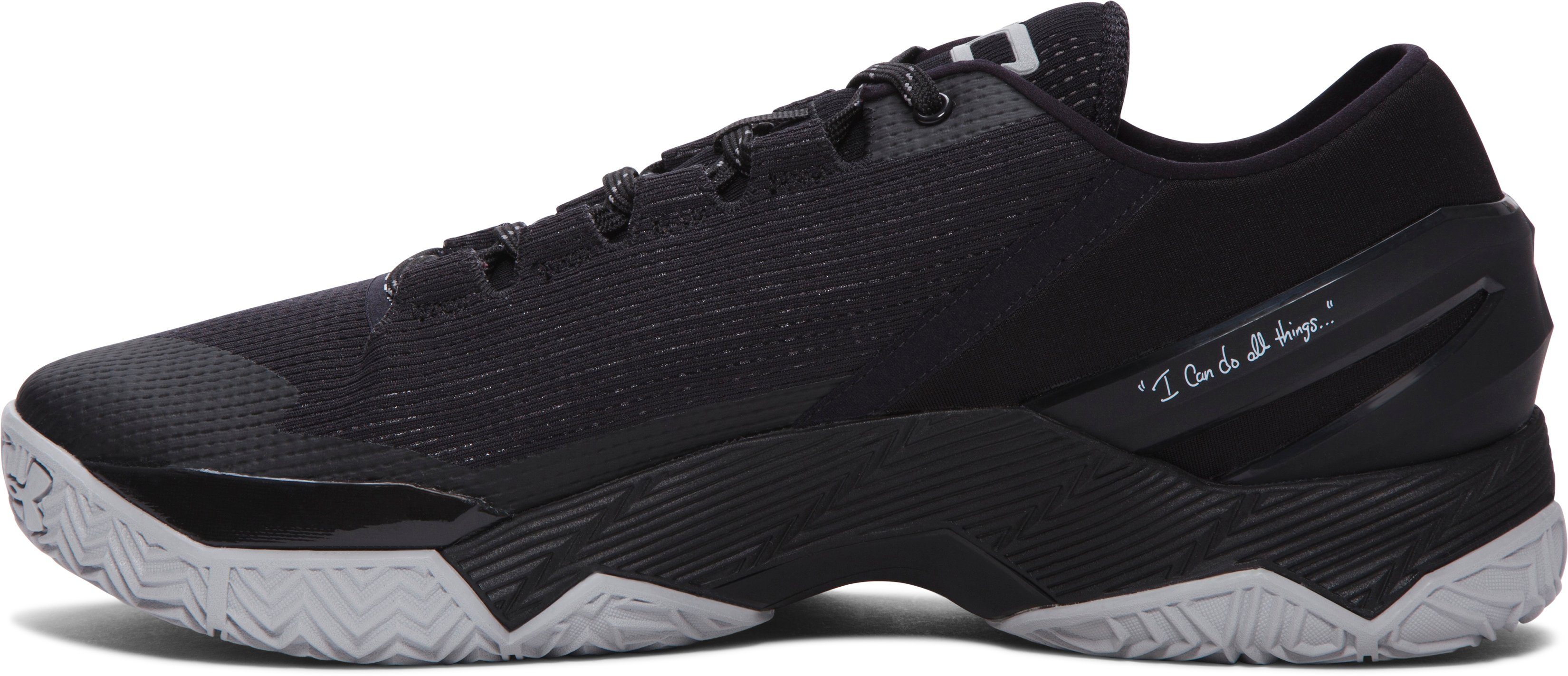 Men's UA Curry Two Low Basketball Shoes, Essential, undefined