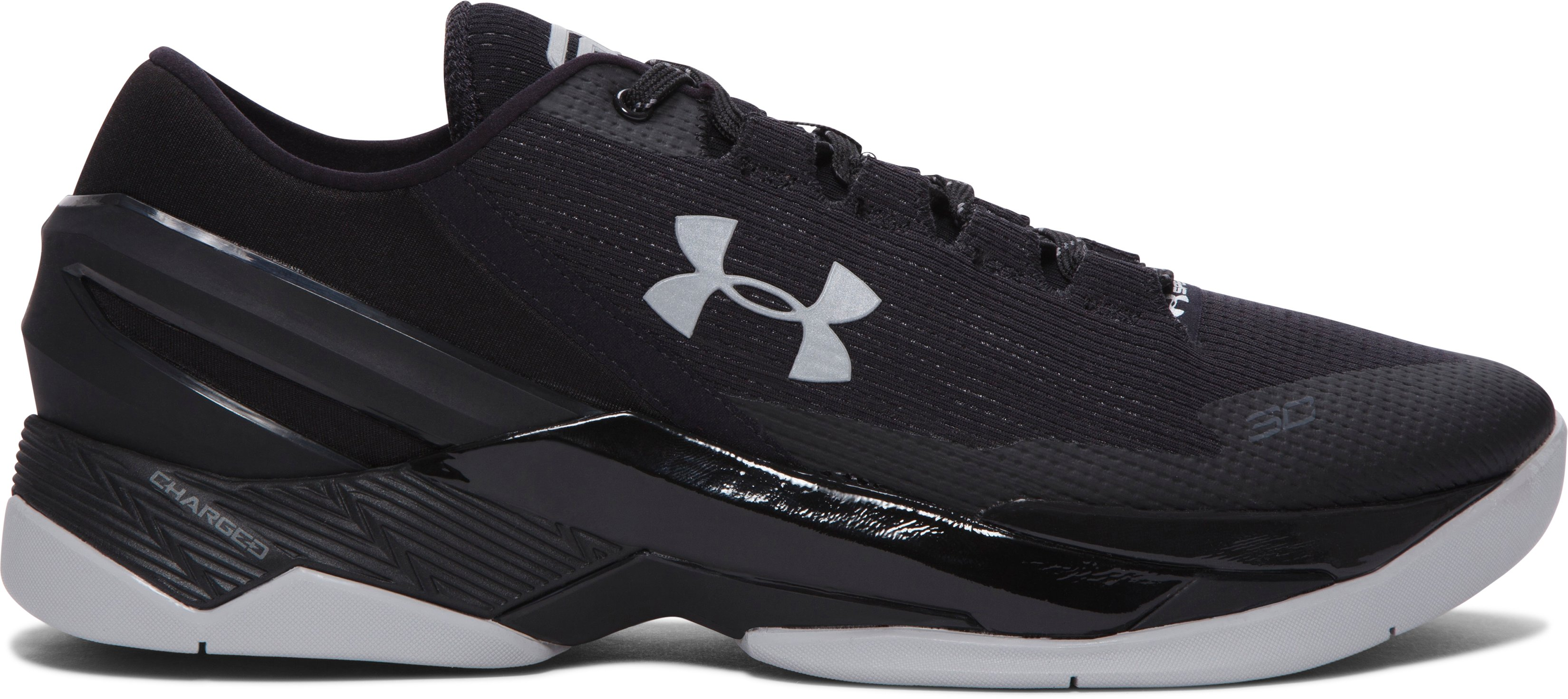 Men's UA Curry Two Low Basketball Shoes, Essential