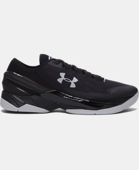 Men's UA Curry Two Low Basketball Shoes LIMITED TIME: FREE SHIPPING  $149.99