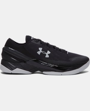 Best Seller Men's UA Curry Two Low Basketball Shoes LIMITED TIME: FREE U.S. SHIPPING 3 Colors $119.99
