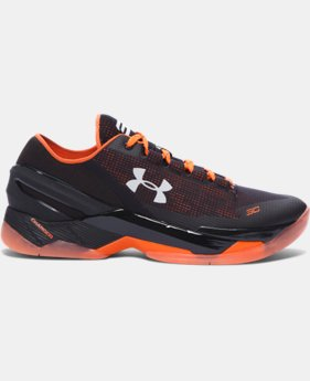 Men's UA Curry Two Low Basketball Shoes   $149.99