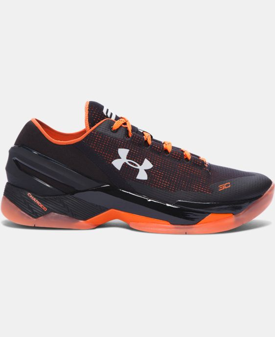 Men's UA Curry Two Low Basketball Shoes  3 Colors $149.99