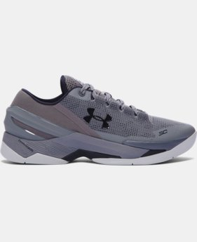 Best Seller Men's UA Curry Two Low Basketball Shoes LIMITED TIME: FREE U.S. SHIPPING  $119.99